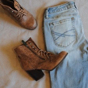 Boots with Heel